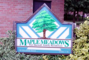 maple meadows port burwell family residences